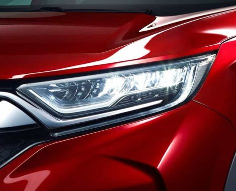 lampu honda crv highlight