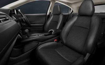 mobil hrv front seat